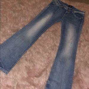 Express Boot Cut Jeans